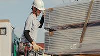 建築・建材物流サービス